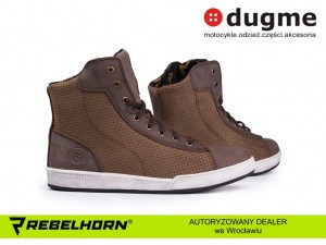 buty REBELHORN TRAMP BROWN