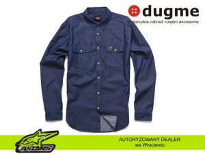 koszula ALPINESTARS model CHAMBRAY WOVEN