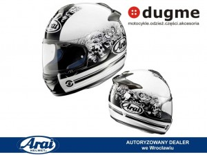 kask Arai CHASER V thrill white