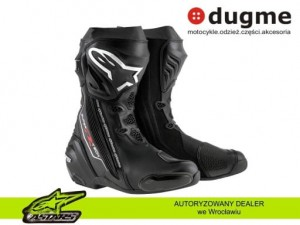 buty Alpinestars SUPERTECH R black