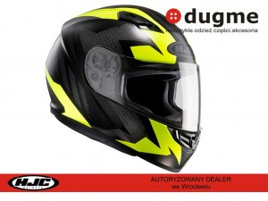 kask HJC CS-15 CS15 TREAGUE BLACK/YELLOW